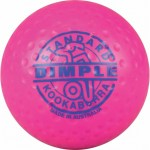 lb401_dimple_standard_pink_hockey_ball